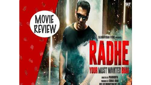 Detailed Review of Radhe 2021 in Hindi